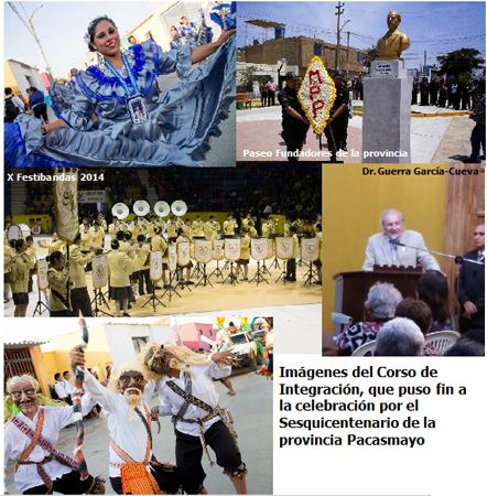 150 años de la provincia Pacasmayo
