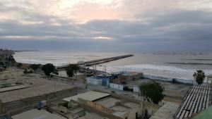 El puerto y muelle de Pacasmayo